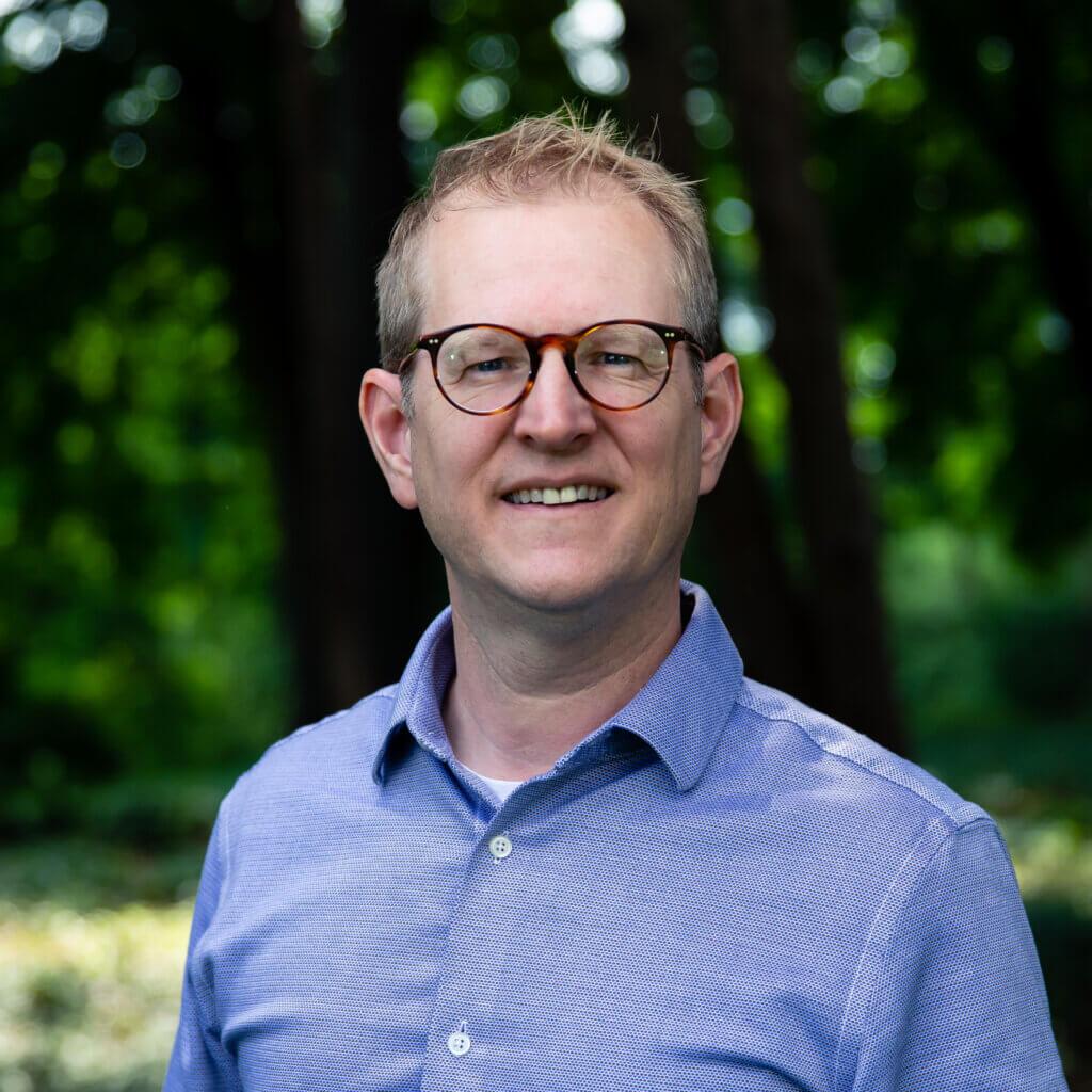 Dr. Chad Van Dixhoorn
